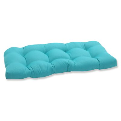 Splash Outdoor Loveseat Cushion Fabric: Maui