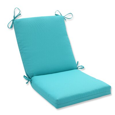 Splash Outdoor Dining Chair Cushion Fabric: Maui