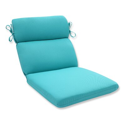 Splash Outdoor Chair Cushion Fabric: Maui