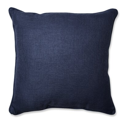 Rave Floor Pillow Color: Indigo
