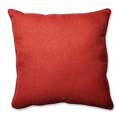 Rave Floor Pillow Color: Flame