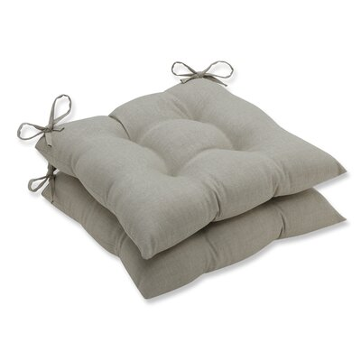 Rave Outdoor Chair Cushion Fabric: Driftwood