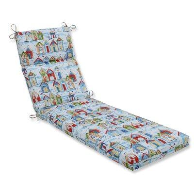 Baycove Cabana Outdoor Chaise Lounge Cushion