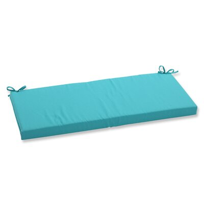 Splash Outdoor Bench Cushion Color: Maui