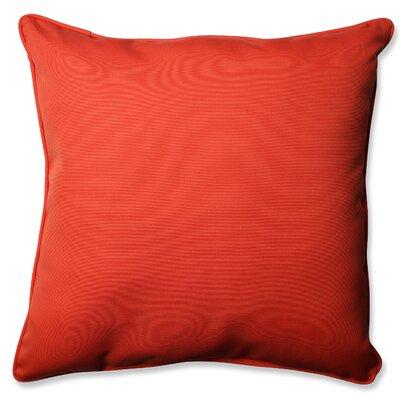 Splash Floor Pillow Color: Mango