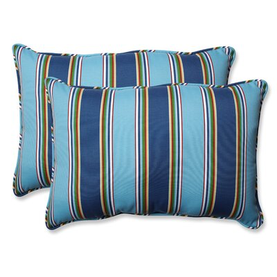 Bonfire Regata Outdoor/Indoor Lumbar Pillow Size: 16.5 H x 24.5 W x 5 D