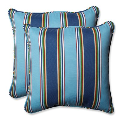 Bonfire Regata Outdoor/Indoor Throw Pillow