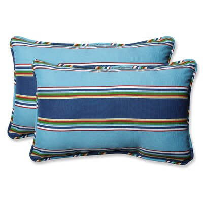 Bonfire Regata Outdoor/Indoor Lumbar Pillow Size: 11.5 H x 18.5 W x 5 D