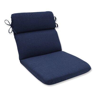 Rave Outdoor Corner Chair Cushion Fabric: Indigo