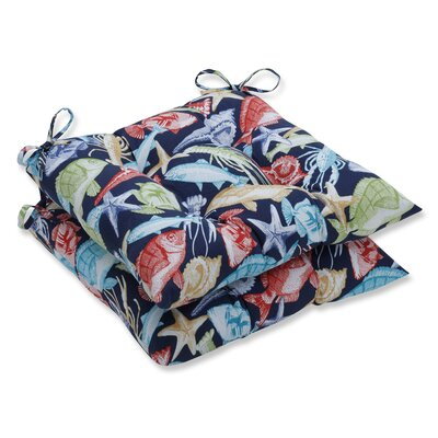 Keyisle Regata Outdoor Dining Chair Cushion