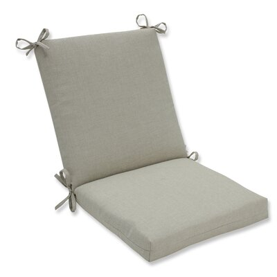 Rave Outdoor Chair Cushion Fabric: Driftwood