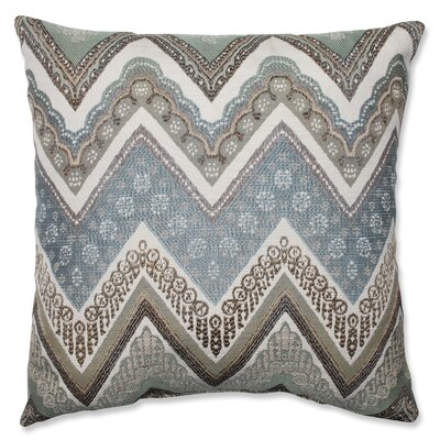 Cottage Mineral Throw Pillow Size: Small