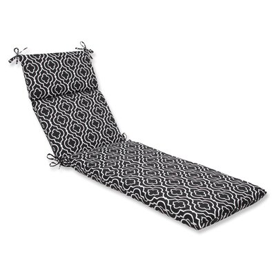 Starlet Outdoor Chaise Lounge Cushion Fabric: Night