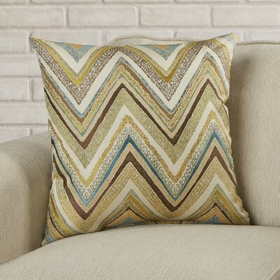 Bayridge Throw Pillow Size: 18 H x 18 W