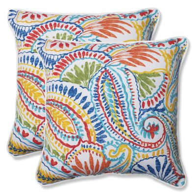 Ummi Outdoor Throw Pillow