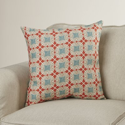Ferrow CottonThrow Pillow Size: 18 H x 18 W x 5 D