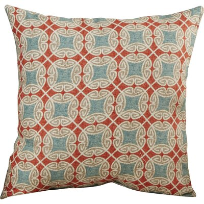 Colmar CottonThrow Pillow Size: 16.5 H x 16.5 W x 5 D
