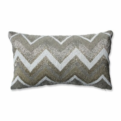 Stuart Beaded Rectangular Lumbar Pillow