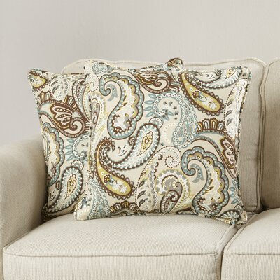 Grant Indoor/Outdoor Throw Pillow