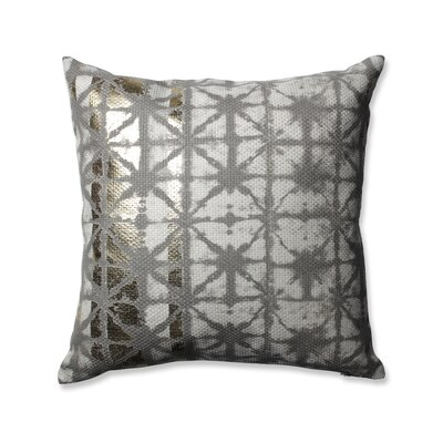 Griffin Throw Pillow Color: Gold