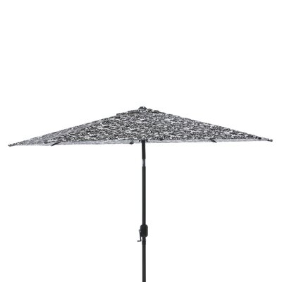 9 Essence Onyx Market Umbrella