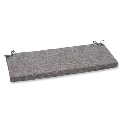 Remi Outdoor Bench Cushion Color: Patina