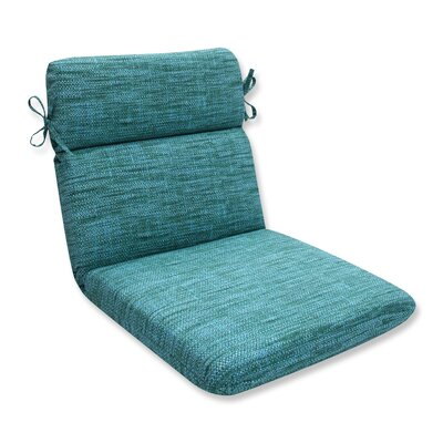 Pillow Perfect Remi Outdoor Dining Chair Cushion