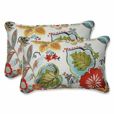 Alatriste Rectangular Indoor/Outdoor Throw Pillow Size: 11.5 H x 18.5 W x 5 D