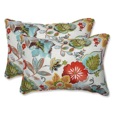 Alatriste Rectangular Indoor/Outdoor Throw Pillow Size: 16.5 H x 24.5 W x 5 D