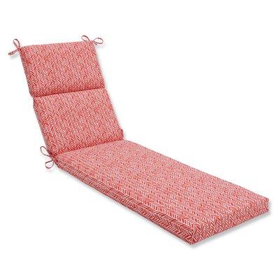 Herringbone Chaise Lounge Cushion