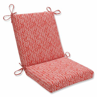Herringbone Dining Chair Cushion