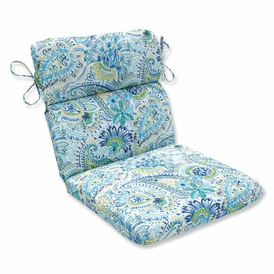Gilford Baltic Rounded Corners Outdoor Dining Chair Cushion
