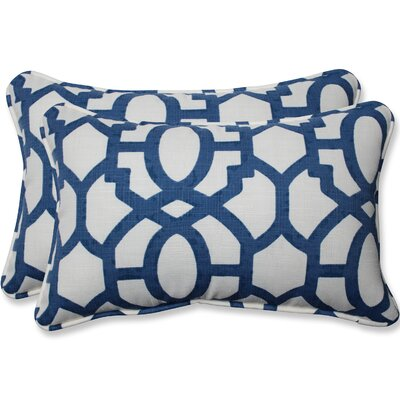 Claflin Outdoor/Indoor Lumbar Pillow Size: 11.5 H x 18.5 W x 5 D