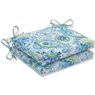 Gilford Baltic Squared Barstool Cushion Size: 3