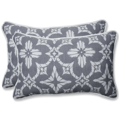 Charisse Indoor/Outdoor Lumbar Pillow Size: 11.5 H x 18.5 W x 5 D