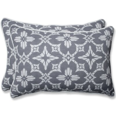 Aspidoras Indoor/Outdoor Lumbar Pillow Size: 16.5