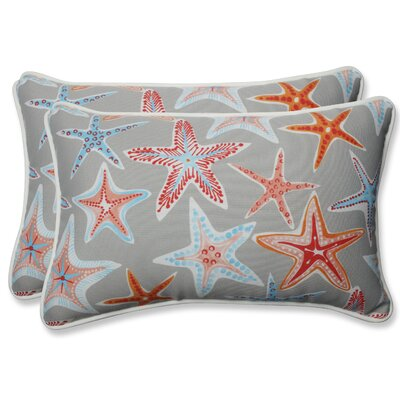 Stars Collide Indoor/Outdoor Lumbar Pillow Size: 11.5 H x 18.5 W x 5 D