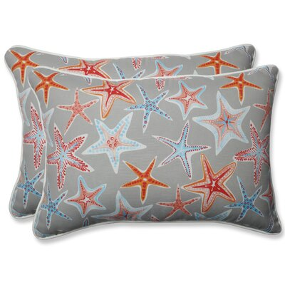 Stars Collide Indoor/Outdoor Lumbar Pillow Size: 16.5 H x 24.5 W x 5 D