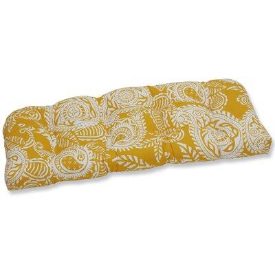 Addie Bench Cushion Fabric: Yellow