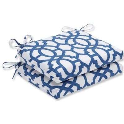 Bushey Barstool Cushion Size: 3 H x 16 W x 18.5 D