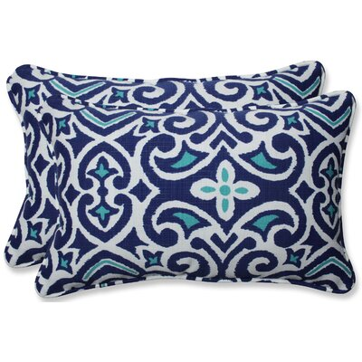 Indoor/Outdoor Lumbar Pillow Size: 11.5 H x 18.5 W x 5 D