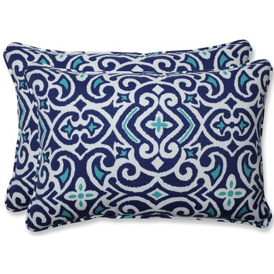 Indoor/Outdoor Lumbar Pillow Size: 16.5 H x 24.5 W x 5 D