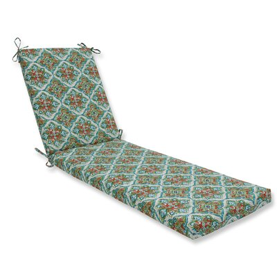 Splendor Opal Outdoor Chaise Lounge Cushion