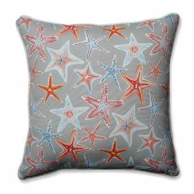 Stars Collide Outdoor/Indoor Floor Pillow