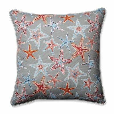 Stars Collide Outdoor/Indoor Floor Pillow