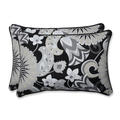 Sophia Outdoor/Indoor Throw Pillow Size: 16.5 H x 24.5 W x 5 D