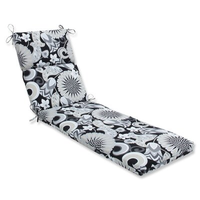 Sophia Outdoor Chaise Lounge Cushion