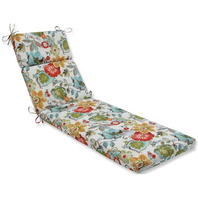 Alatriste Outdoor Chaise Lounge Cushion
