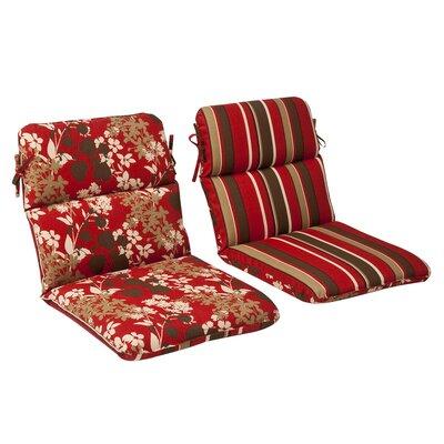 Montifleuri Outdoor Lounge Chair Cushion Size: 42.5 x 21 x 3