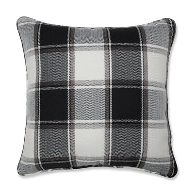 Nakiia Plaid Throw Pillow